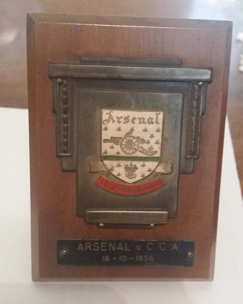 Victor Moldovan n-a jucat cu Arsenal, dar păstrează o amintire de preț de la acel joc