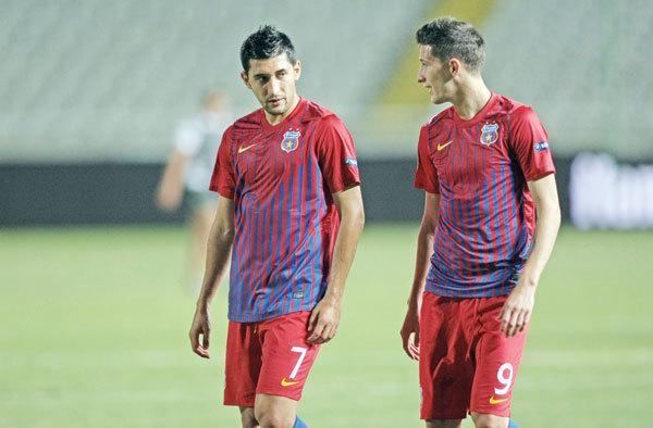Florin (stânga) și Mihai Costea