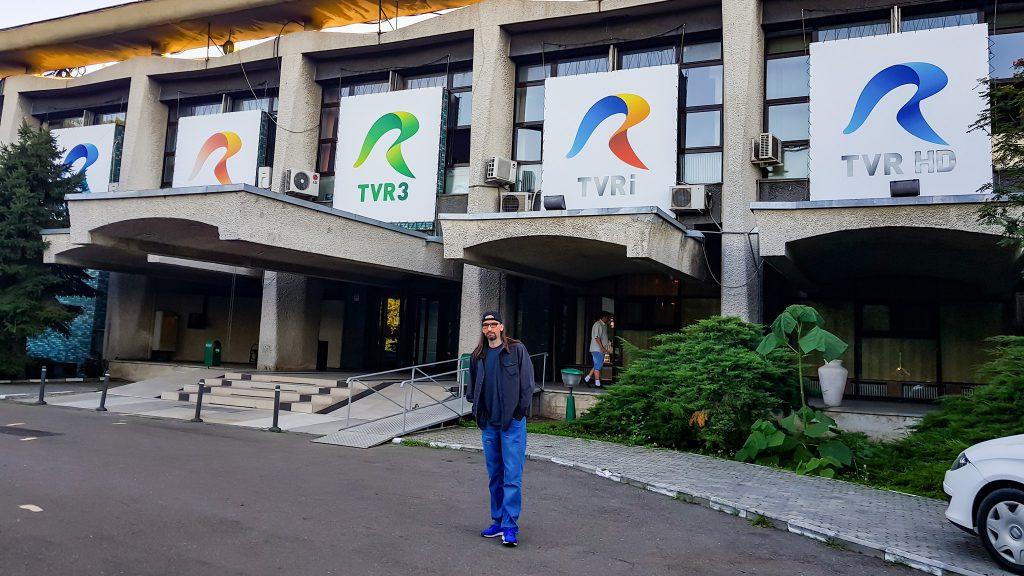 EXCLUSIV | Fiul lui Liviu Vasilică, reacție halucinantă la adresa unui prezentator de la TVR. Ce replică a primit Florin Vasilică de la moderatorul Radu Andrei Tudor