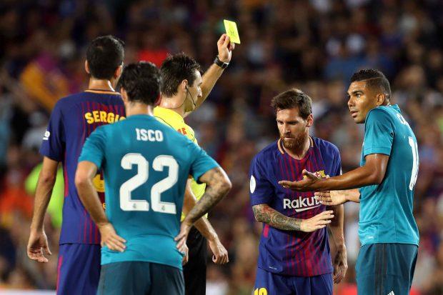 LIVE TEXT Supercupa Spaniei: FC Barcelona - Real Madrid 1-3, manșa tur. Pique marchează în proprie poartă, a egalat Messi. Ronaldo, gol magnific și eliminare, și Asensio închid finala! | LIVE&VIDEO