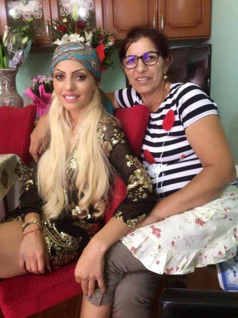 Nicoleta Guță a publicat o imagine cu mama ei. Detaliul care i-a surprins pe toți