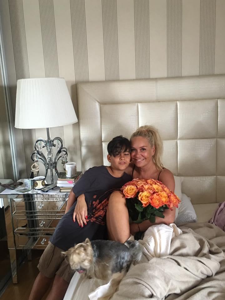 EXCLUSIV | Vica Blochina pleacă definitiv din țară. Se mută la Moscova de dragul iubitului!