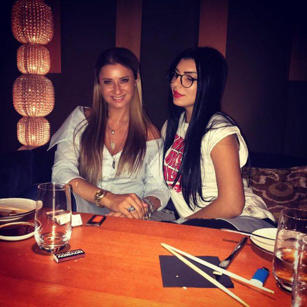 Andreea Tonciu și Anamaria Prodan au făcut furori în Dubai. Cum s-au pozat cele două