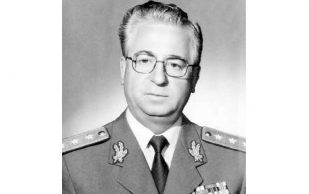 Iulian Vlad, fostul şef al Securităţii Statului