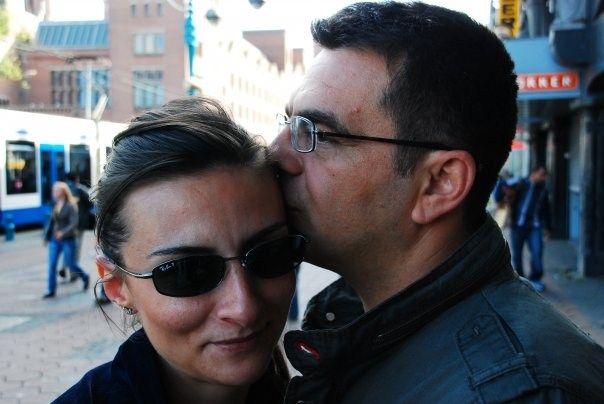 Mihai Margineanu si sotia Andreea Margineanu