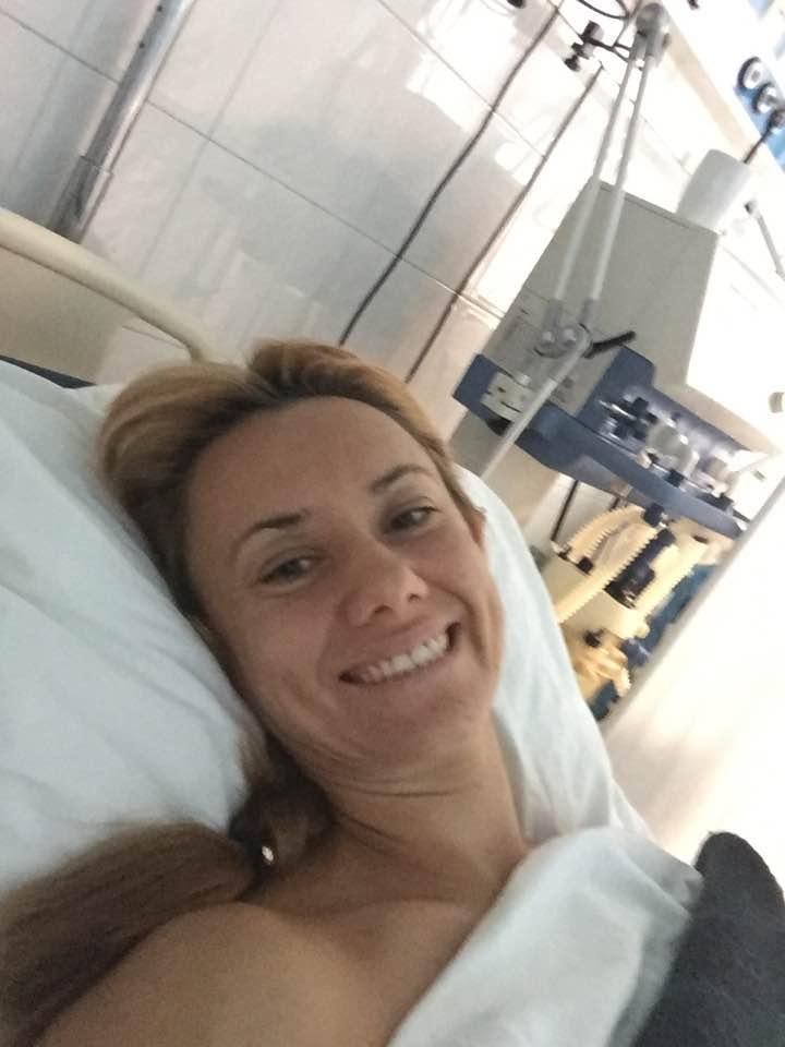 """""""Bebelușa"""" Oana, operată de urgență. Ce a pățit vedeta"""