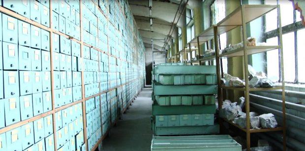 """VIDEO/ """"Biblioteca de piatră"""" a ţării, în pericol! România riscă să piardă un tezaur de aproape 360 de miliarde de euro"""