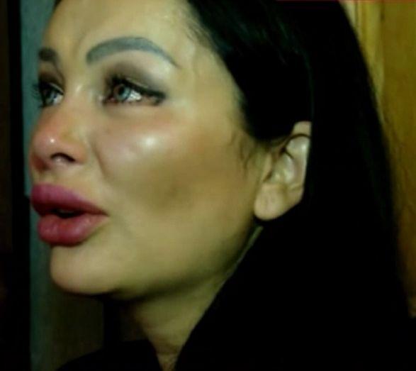 """Brigitte Sfăt a izbucnit în lacrimi la TV, din cauza lui Ilie Năstase. """"Fericirea noastră este artificială!"""""""