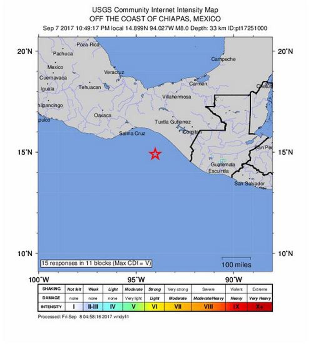 VIDEO  | Mexic a fost zguduit de cel mai puternic seism din ultimii 100 de ani