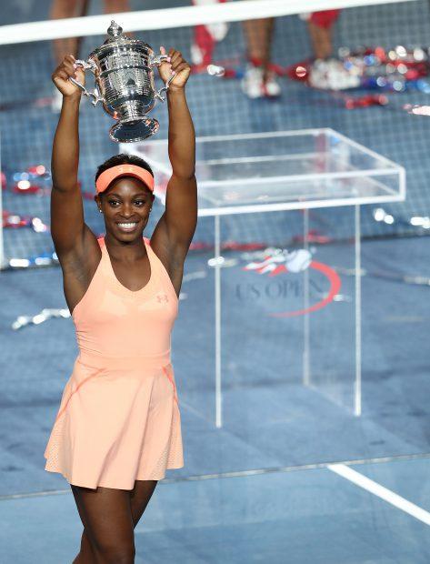 US Open, finala feminină. Sloane Stephens, urmașa Serenei Williams, a câștigat titlul la New York. A dominat-o pe Madison Keys