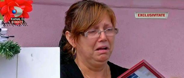 Mama Denisei Manelista își plânge durerea. Cuvintele Getei Dovleac îți fac pielea de găină