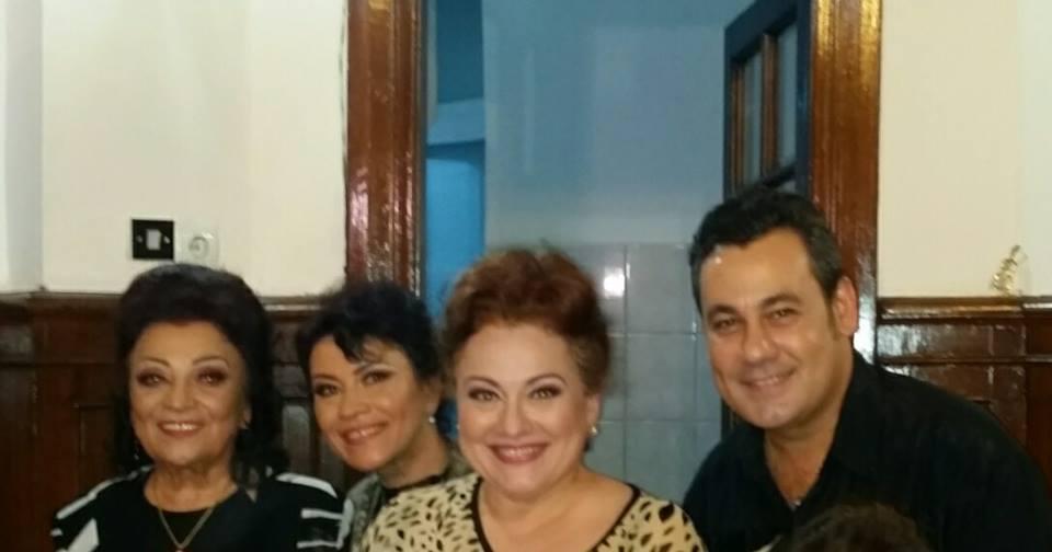 EXCLUSIV/ Maria Ciobanu a chefuit, primăria a plătit! Dublă petrecere: pe scenă și în casa lui Ion Dolănescu