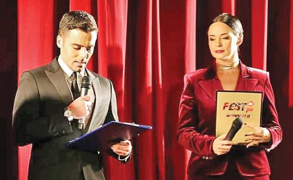 Andreea Marin pe aceeași scenă cu nepotul lui Ștefan Bănică Jr. Ce mesaj a transmis Răzvan