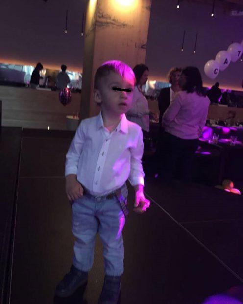 Băiețelul Amaliei Năstase a împlinit 2 ani. Cum arată Toma Alexandru
