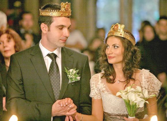 Ioana Ginghină și Alexandru Papadopol au împlinit 10 ani de la căsătorie. Ce anunț a făcut actrița