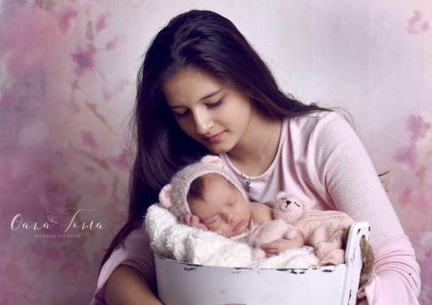 Imagine de colecție cu Liviu Vârciu, iubita și fetița lor. Tabloul perfect de familie