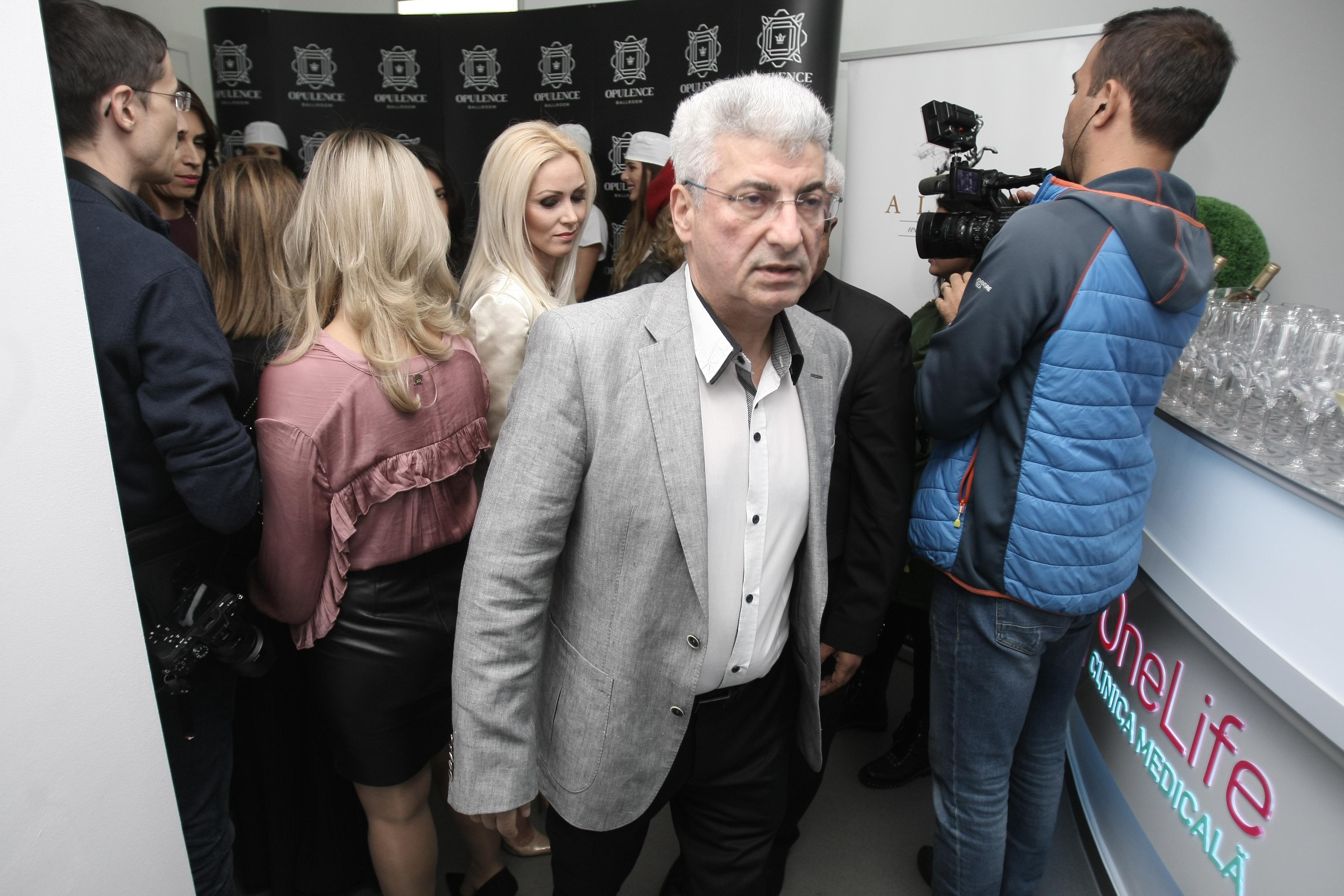 """VIDEO EXCLUSIV/ Silviu Prigoană deschide un spital de oncologie. """"Într-un an sper să dăm drumul"""""""