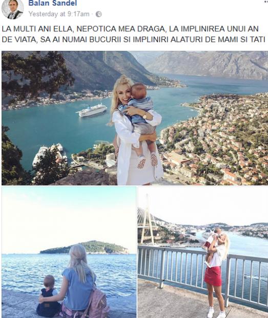 """Andreea Bălan și tatăl ei s-au împăcat. Ce i-a făcut să se apropie mai mult. """"Este o chestie moștenită"""""""