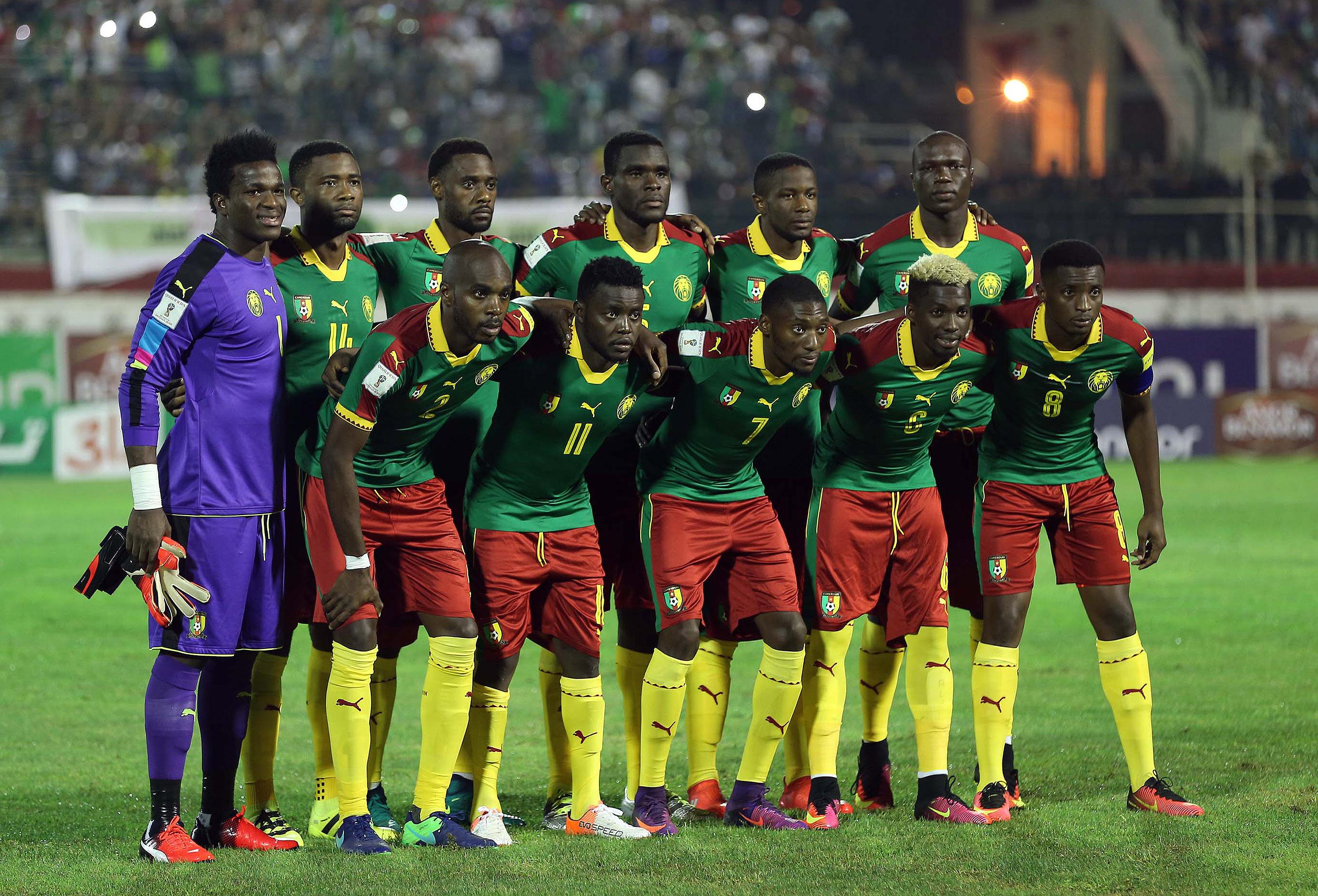 Naționala Camerunului a fost una dintre dezamăgirile preliminariilor pentru Cupa Mondială de anul viitor. (FOTO: EPA)