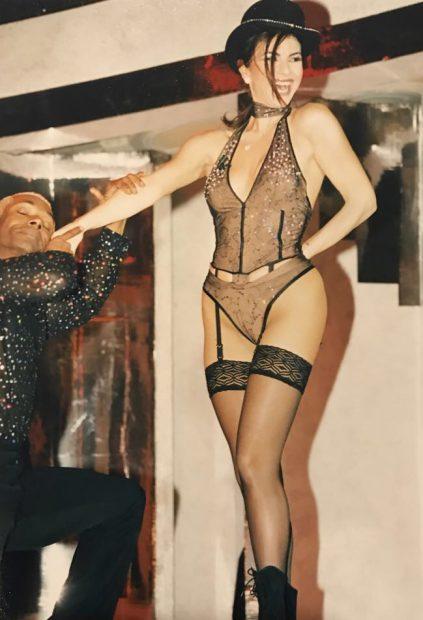 Ramona Bădescu, sexy și provocatoare, la Te cunosc de undeva