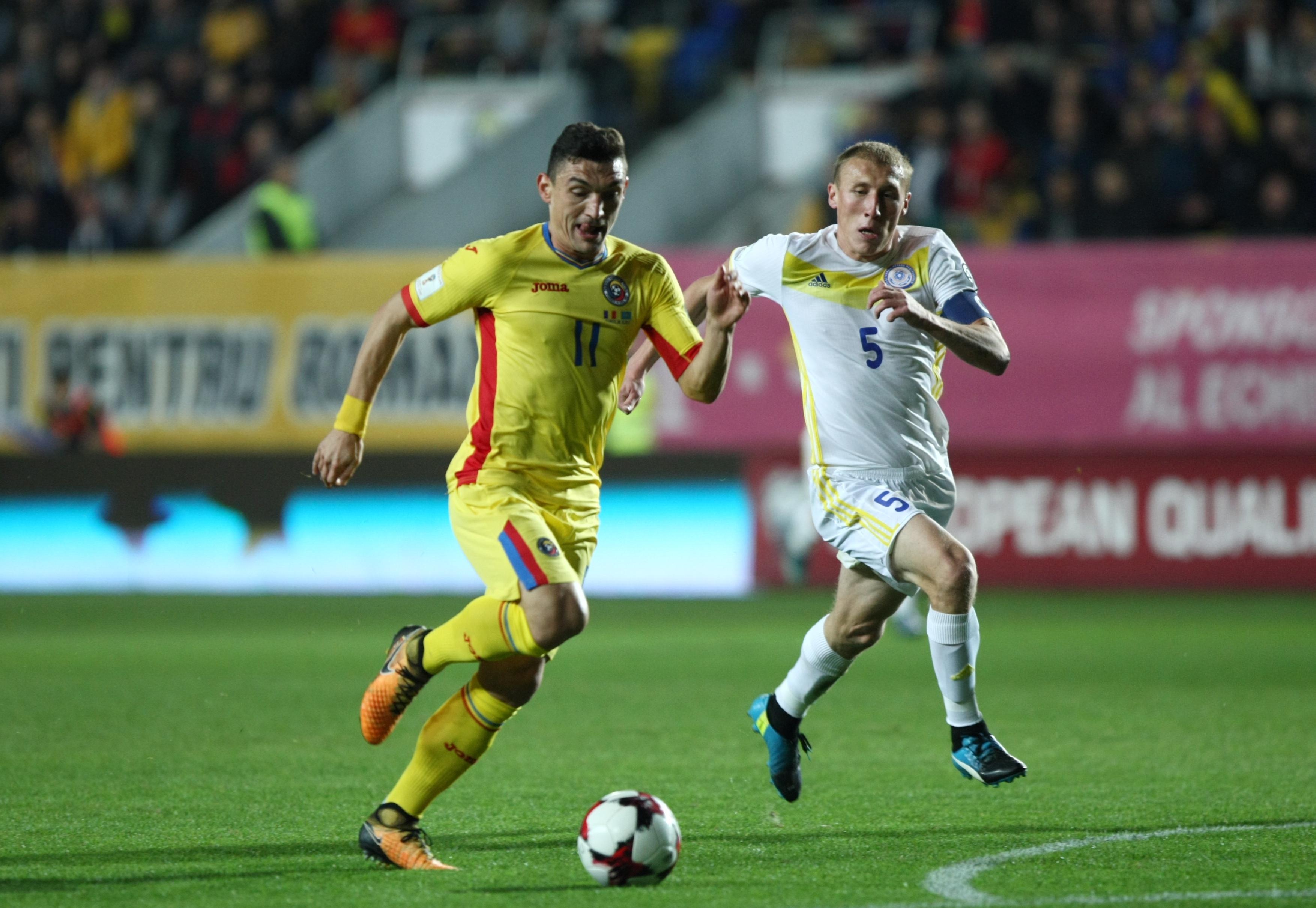 LIVE BLOG România - Kazahstan, în preliminariile CM 2018. Budescu și Keșeru i-au făcut lui Contra un debut perfect   FOTO & VIDEO