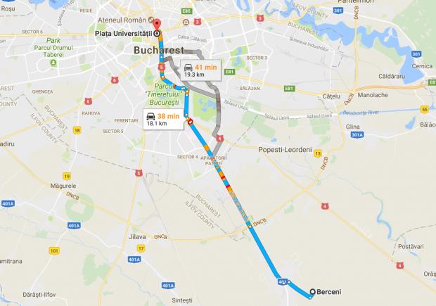 Unde cumperi o casă în Ilfov dacă vrei să ajungi în aproximativ 30 de minute în centrul Bucureștiului