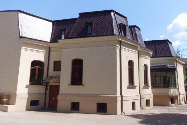 Cladire de patrimoniu din București