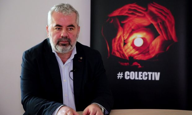 """VIDEO / Viața lui Eugen Iancu, părintele care și-a pierdut fiul în Colectiv, e o luptă continuă cu durerea: """"Vorbesc despre el ca să mă eliberez"""""""