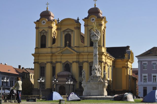 Garsoniere de închiriat în Timișoara