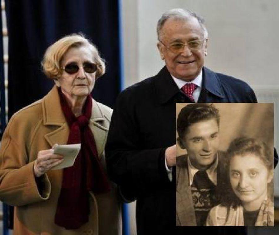 """Ce i-a spus soția lui Ion Iliescu să facă cu fotografiile lor. """"Să nu rămână după aceea ticăloșilor"""""""