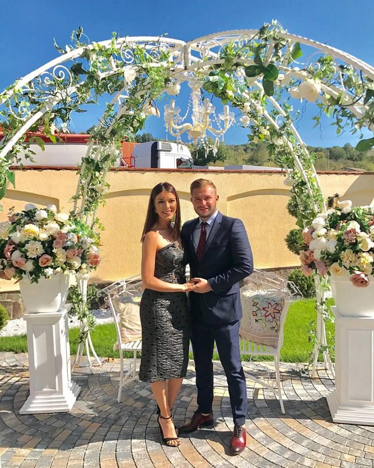 Ilinca Vandici și Vali Crăciunescu se căsătoresc în aceeași zi, în același loc!
