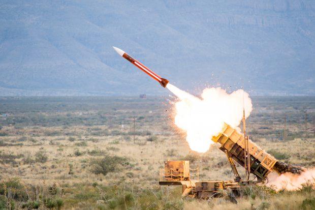 Sistemul de rachete Patriot