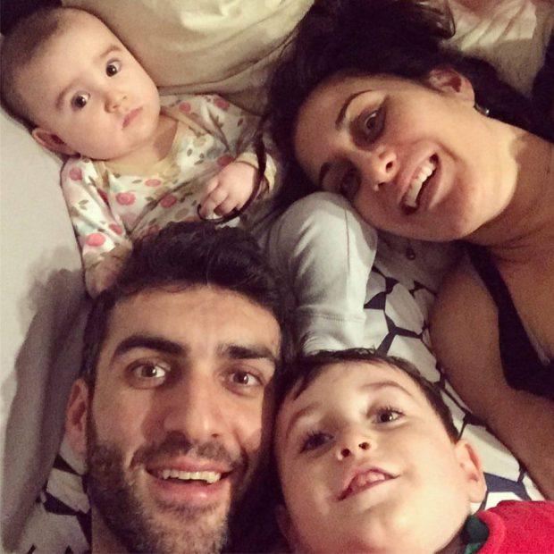 EXCLUSIV VIDEO | Povestea tulburătoare a voleibalistului Bogdan Olteanu. Soția lui a pierdut două perechi de gemeni, dar a trecut peste dubla tragedie și acum are doi copii! | FOTO
