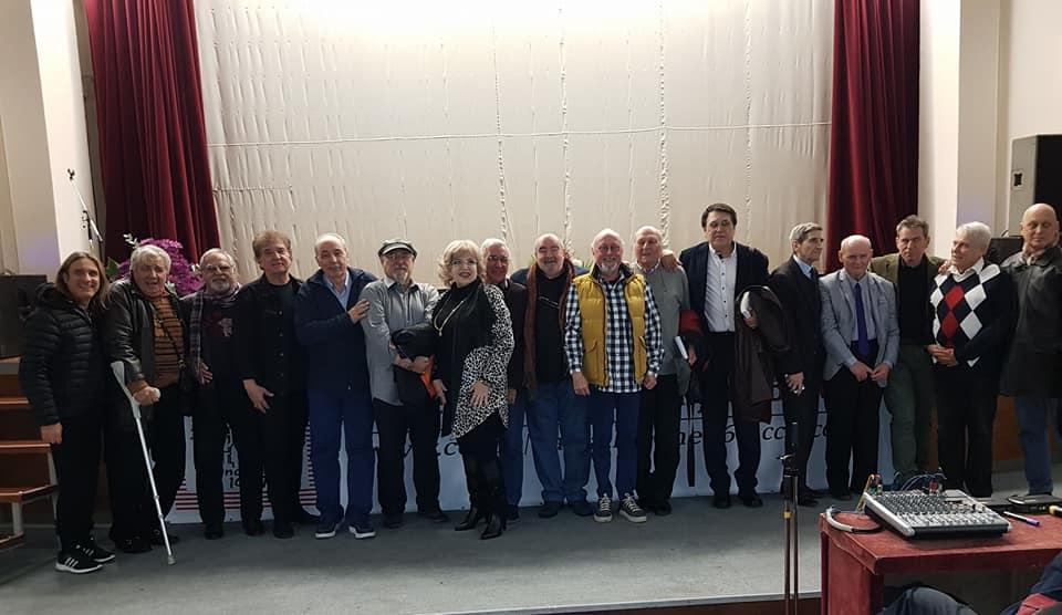 """""""Preoteasa"""" a fost sărbătorită cu fast!  Marius Țeicu și Corina Chiriac s-au întors în """"cuibul"""" lor de pe vremea comuniștilor"""