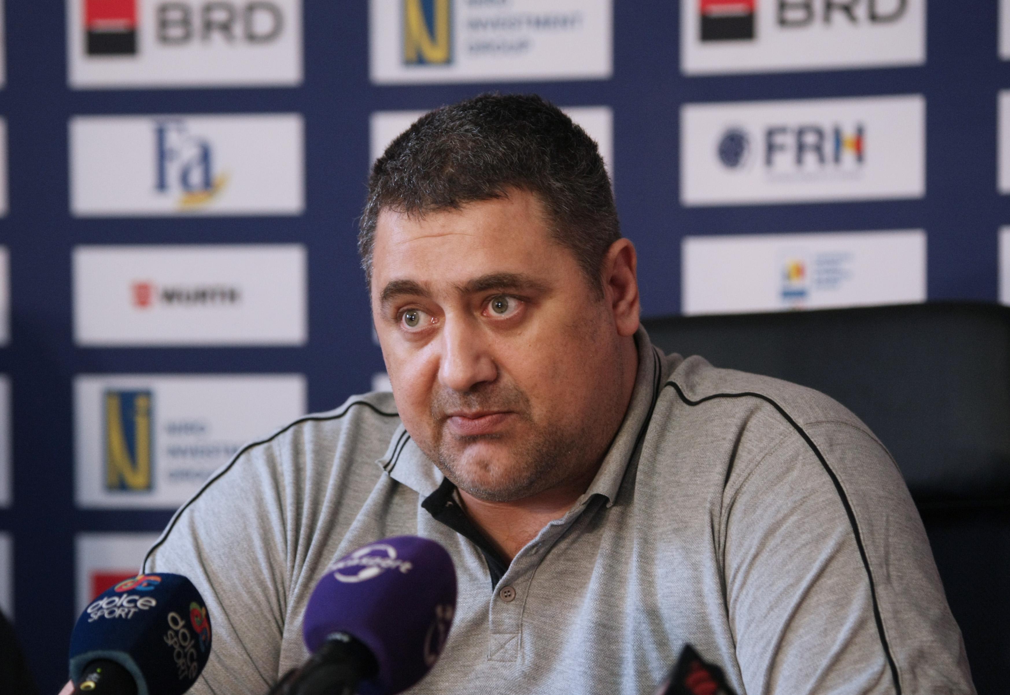 Alexandru Dedu (FOTO: Vlad Chirea)