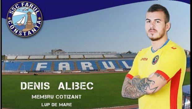 """Denis Alibec e """"patron"""" de club. Cât a investit vârful de la FCSB și ce """"rang"""" poartă"""