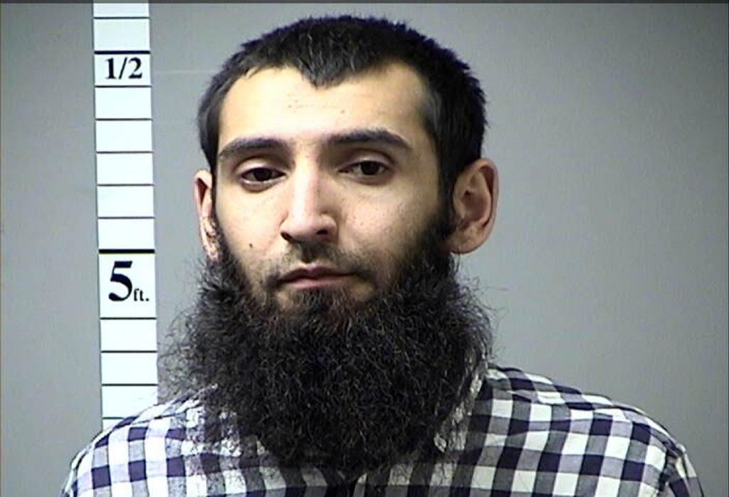 FOTO&VIDEO/ Atac terorist în New York, soldat cu opt morți. Un șofer a lovit cu o camionetă mai mulți bicicliști