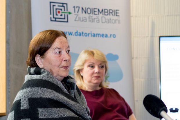 Aurora Liiceanu a vorbit despre cum cheltuiesc românii banii în funcție de profesii