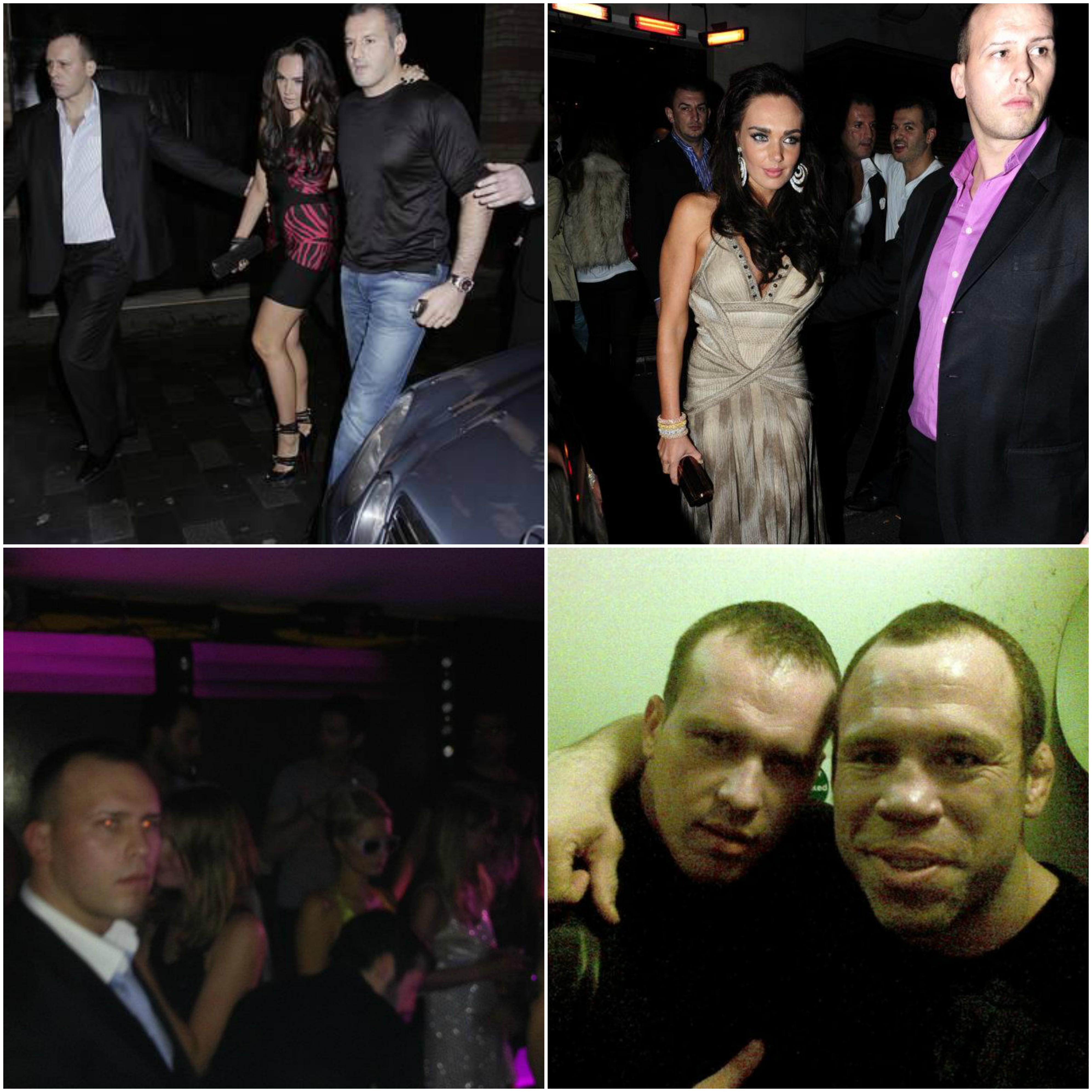 """EXCLUSIV/ Românul Yohan, unul dintre cei mai cunoscuți bodyguarzi din high life-ul londonez.  Îi """"ține spatele"""" durului Jason Statham, o protejează pe Paris Hilton și e prieten cu DiCaprio"""