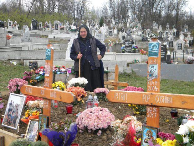 Cosmina, fetița din Bistrița care a murit alături de trei frați
