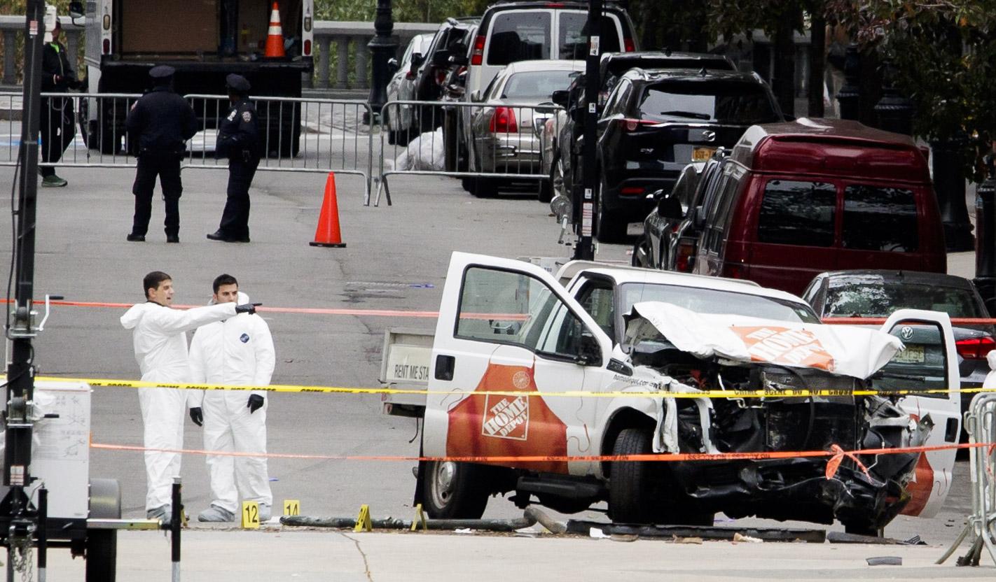 """Autorul atacului din New York, inculpat pentru terorism. A spus că """"este mulțumit de ceea ce a făcut"""""""