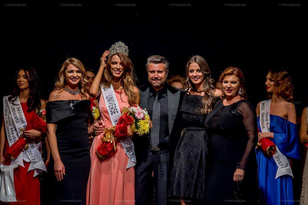 Ioana Mihalache este Miss Universe România 2017
