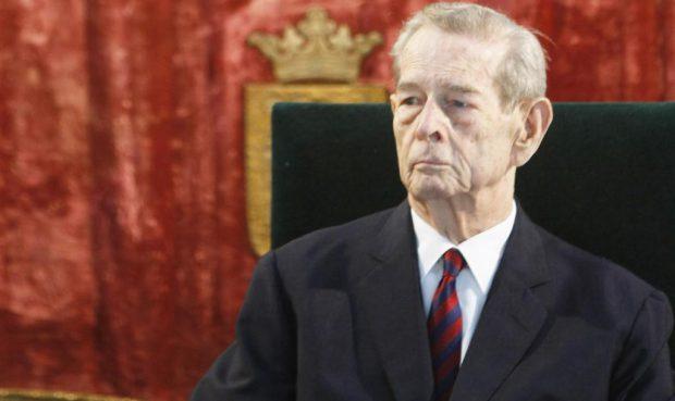 Principesa Sofia a plecat în Elveția ca să fie alături de Regele Mihai