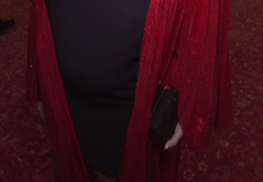 VIDEO/Actrița Ada Condeescu este însărcinată. Și-a arătat pentru prima oară burtica de gravidă la Gala Elle