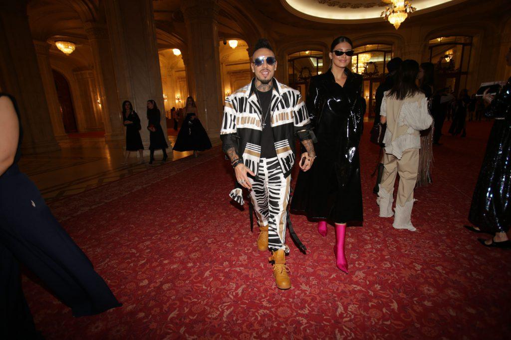 Antonia și Alex Velea, la Gala Elle Style Awards 2017