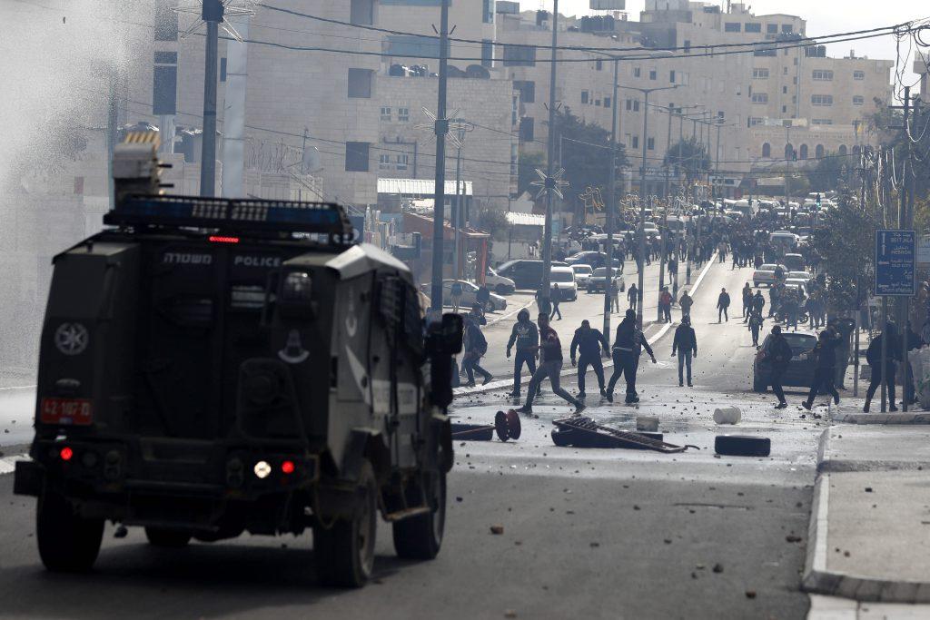 răniți în violențele izbucnite în Cisiordania