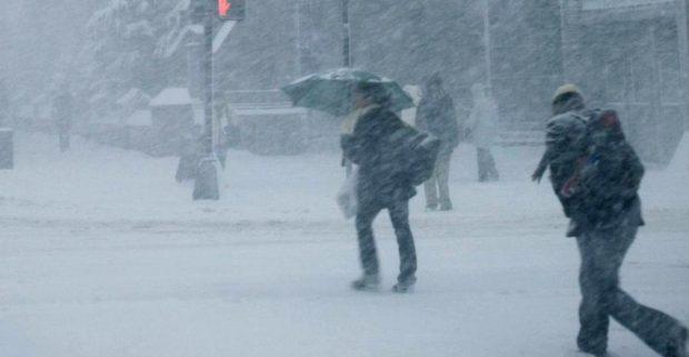 Cod galben de ninsori abundente și vânt puternic, în perioada 13-15 februarie. Care sunt zonele afectate