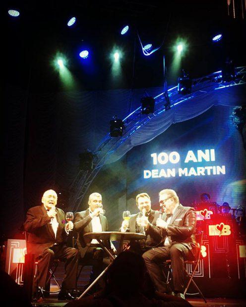 VIDEO/ Horia Brenciu, Gabriel Cotabiță, Horia Moculescu și Aurelian Temișan au cântat o melodie în memoria Stelei Popescu