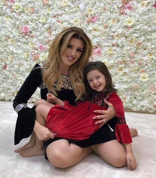 VIDEO/ Diana Bisinicu își vede fiica actriță. Cu ce o uimește copila sa