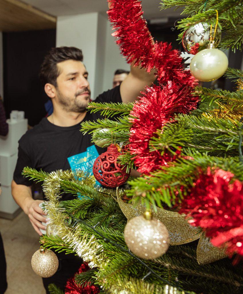 Doru Todoruț are o tradiție de Crăciun de 20 de ani. Fără excepție